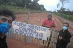 Fundação Estadual do Índio assiste povos indígenas